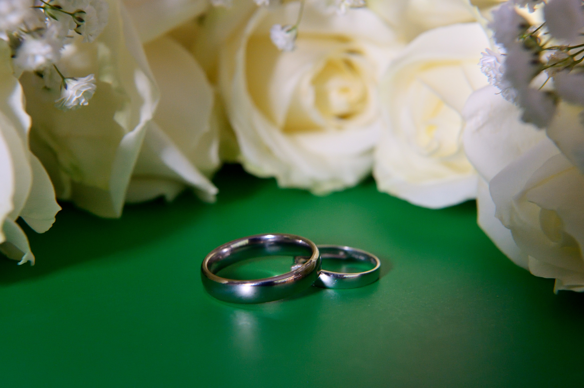 wedding rings Irish wedding protographer
