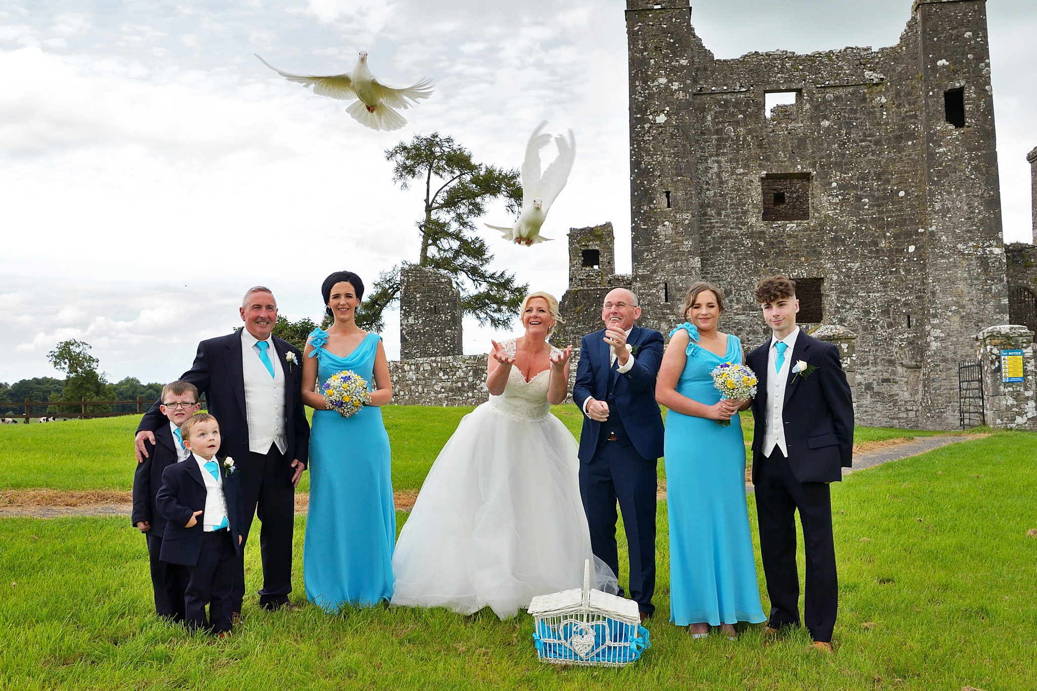 Wedding photographer Trim Ireland